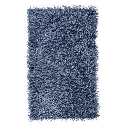 London Bath mat, 60 x 100cm, Denim