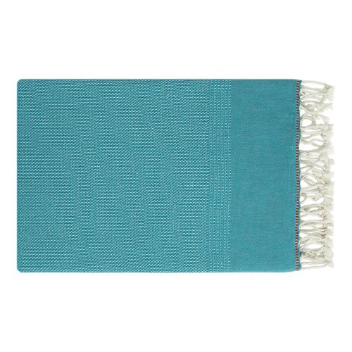 Classic Beach towel, 90 x 170cm, Turquoise
