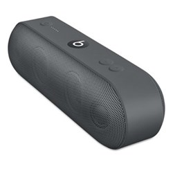 Neighborhood Collection Beats Pill+ speaker, asphalt grey