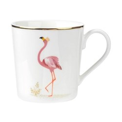 Flamboyant flamingo mug 34cl