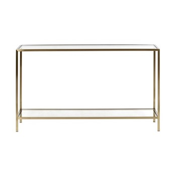 Console table W140 x D40 x H80cm