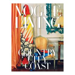 Vogue living: country, city, coast (hardback)