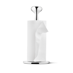 Alfredo Kitchen roll holder, 32cm, Stainless Steel