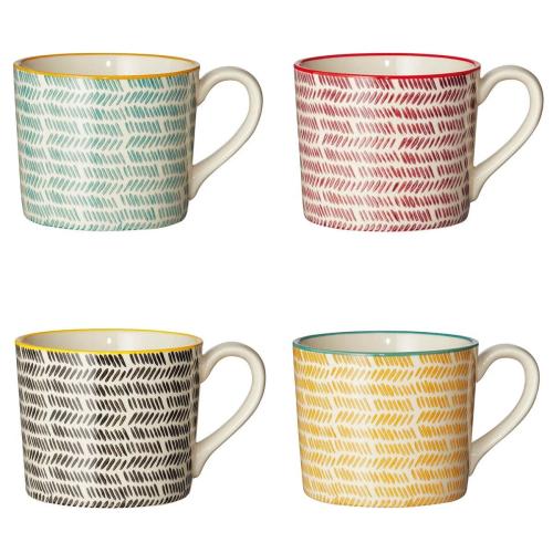 Herrinko Set of 4 mugs