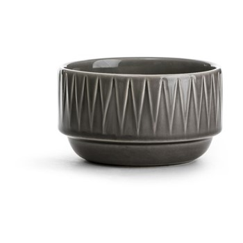 Coffee & More Stackable bowl, Dia12cm, grey