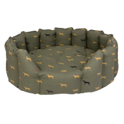 Fab Labs Extra large pet bed, 89 x 33 x 70.5cm
