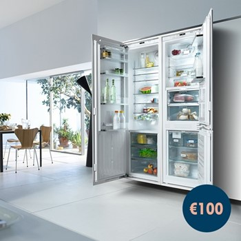 Fridge Freezer Home Appliance Gift Voucher
