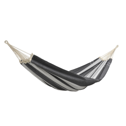Paradiso Family hammock (without stand), W250 x L175cm, silver
