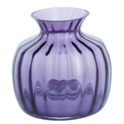 Cushion Vases Vase, H12.8cm, Amethyst