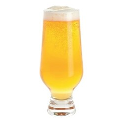 Home Bar Set of 4 beer glasses, H18.5cm - 45cl, clear