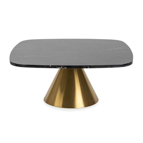 Cezanne Square coffee table, H33.3 x  D80cm