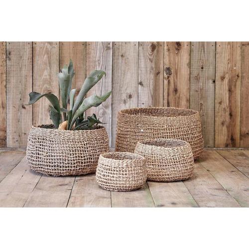 Basket, Mendi, Large, 26x42cm