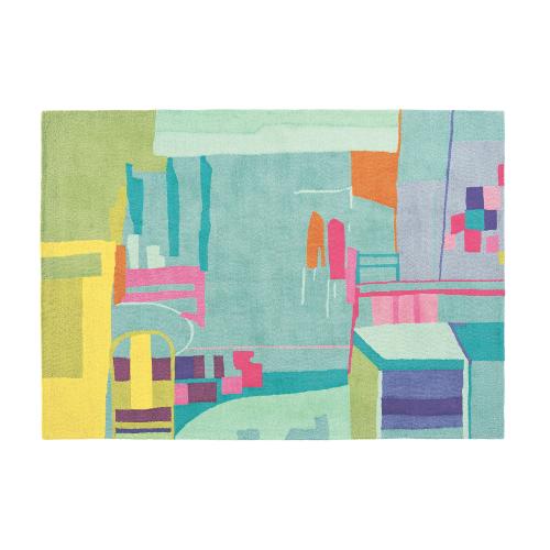 Amal Tufted rug, Large