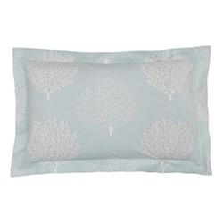 Coraline Oxford pillowcase, L48 x W74 cm, marine