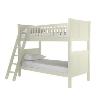 Charterhouse Bunk bed, H168 x L203 x W100cm, antique white