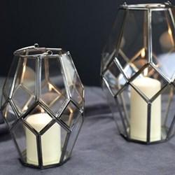 Large lantern D35 x 25cm