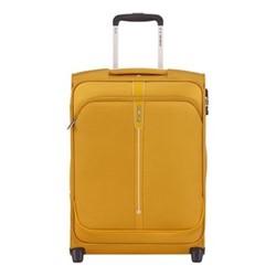 Popsoda Upright suitcase, 55 x 40 x 20cm, yellow