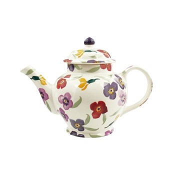 Wallflower Teapot, H15 x D20.7cm - 710ml