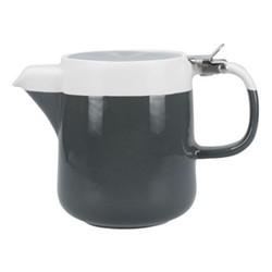 Barcelona Teapot, 420ml, cool grey