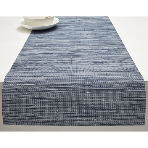 Bamboo Table runner, L183 x W36cm, Rain