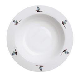 Pheasant Pasta bowl, 27cm
