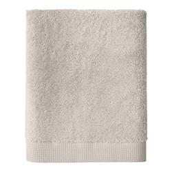Astree Bath towel, 70 x 140cm, pierre