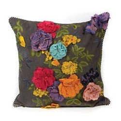 Covent Garden Square pillow, L55.88 H55.88cm, multi