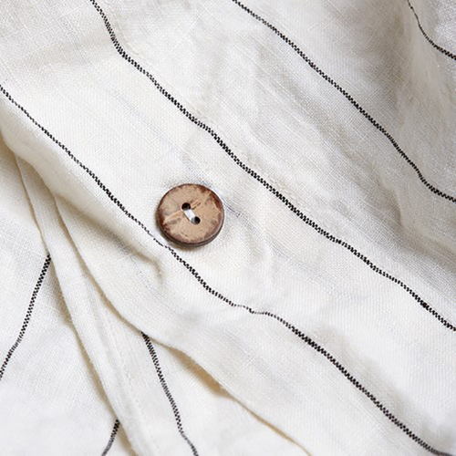 Bedding Bundle Double set, 200x 200cm, Luna Stripe