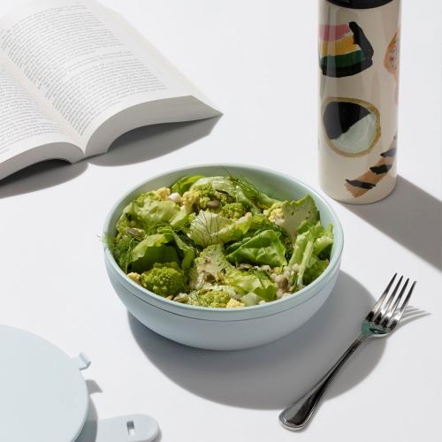 Porter Ceramic lunch bowl, Dia19cm, Mint