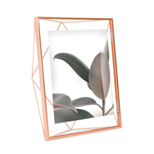 Prisma Photo frame, 8 x 10'', Copper