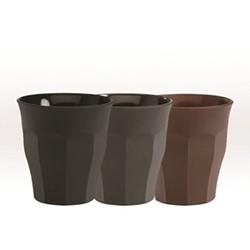 Set of 6 glass tumblers D6.5 x H6.7cm - 9cl