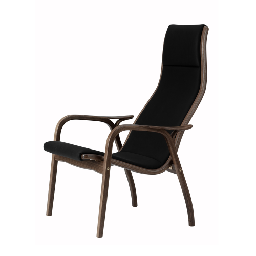 Lamino Chair, W70 x D78 x H101cm, Walnut