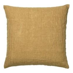 Luxury Light Cushion, 50 x 50cm, curry