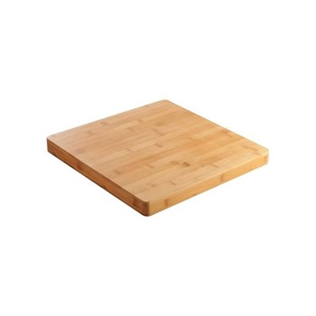 Essentials Square butchers block, 37cm
