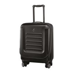 Spectra 2.0 Expandable Expandable global cabin case, H55 x W38 x D20cm, Black