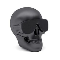 AeroSkull Nano Bluetooth speaker, H7.6 x W6 x D7.5cm, matt black