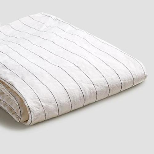 Double duvet cover, 200 x 200cm, Luna Stripe