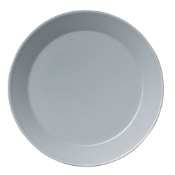 Teema Dinner plate, 26cm, Pearl Grey