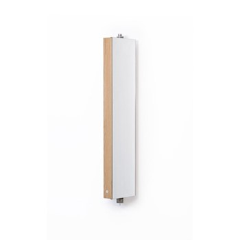 Revolve Domain Storage cabinet, H11.10 x W26 x D9.5cm, oak