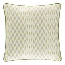 Linnean Weaves - Hutton Cushion, 43 x 43cm, lime
