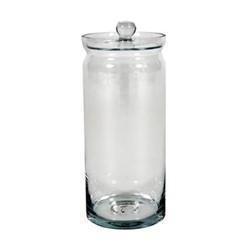 Tall jar D11 x H26.5cm