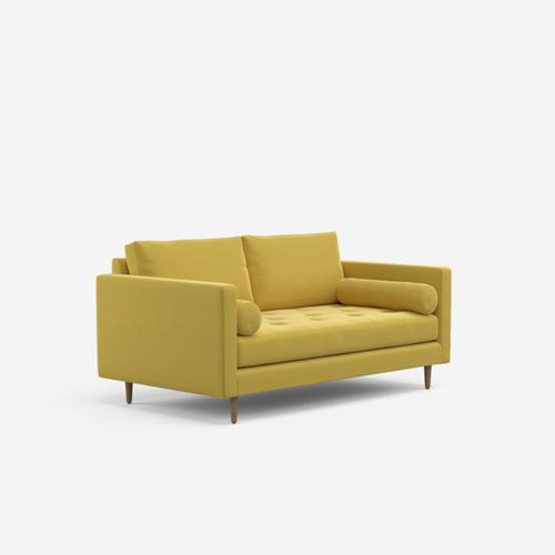 Brindle 3 seater sofa, W175 x H85 x D102cm, Pelham Pear