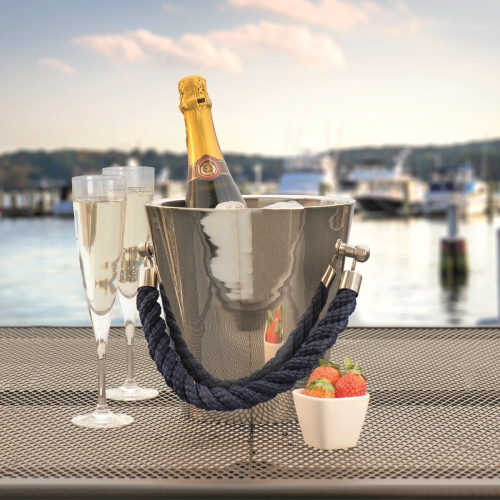 Champagne cooler, Stainless Steel