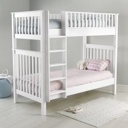 Classic Convertible bunk bed, 180 x 207 x 103cm, White