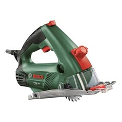 PKS 16 Multi Corded circular saw, 38 x 29 x 10.5cm, green