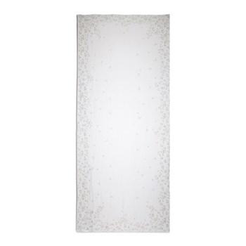 Falling flower linen tablecloth 300 x 160cm