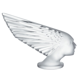 Victoire Paper weight, H15.6 x L25cm, Clear