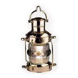 Anchor Table lamp, H30 x W15 x L19cm, brass/copper