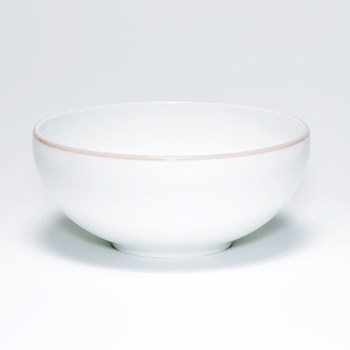 Breakfast/soup bowl, D15cm, blush