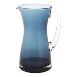 Delilah Jug, H23.5cm - 1.5 litre, blue